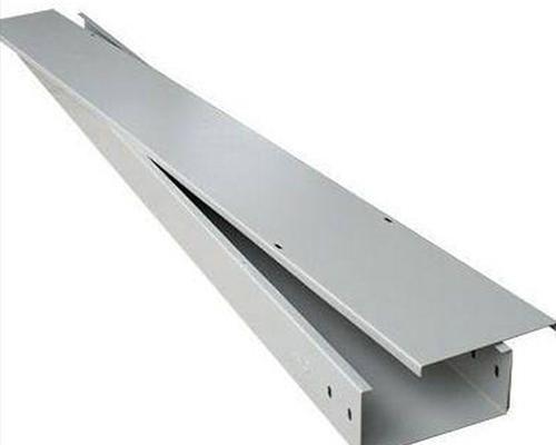 合格托盘式电缆桥架