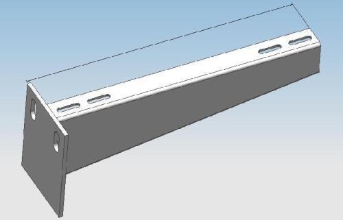 直销电缆桥架立柱