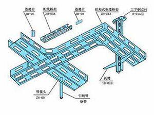 热销电缆桥架配件