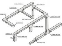 正品电缆桥架配件
